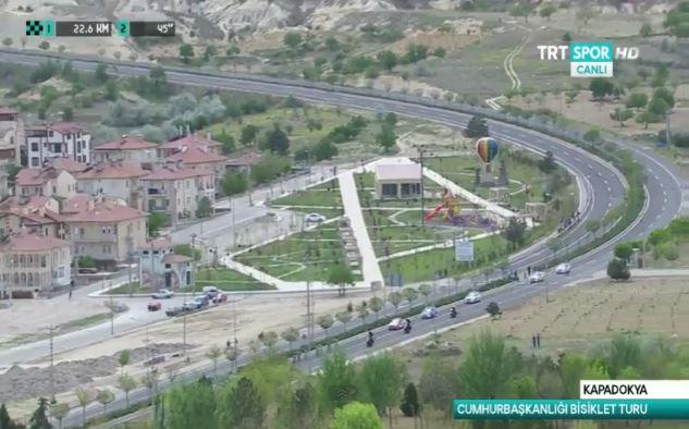 Cumhurbaşkanlığı Türkiye Bisiklet