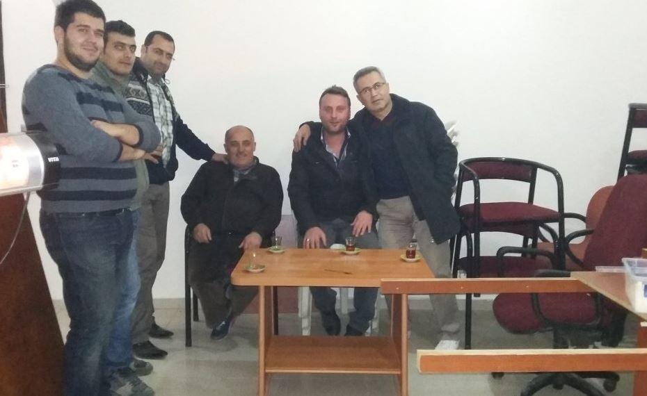 Akparti İlçe Teşkilatı Yeni Yerine