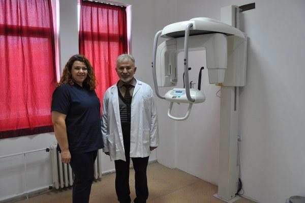 Ürgüp Devlet Hastanesi 3 Adet Son Teknoloji Röntgen Cihazı