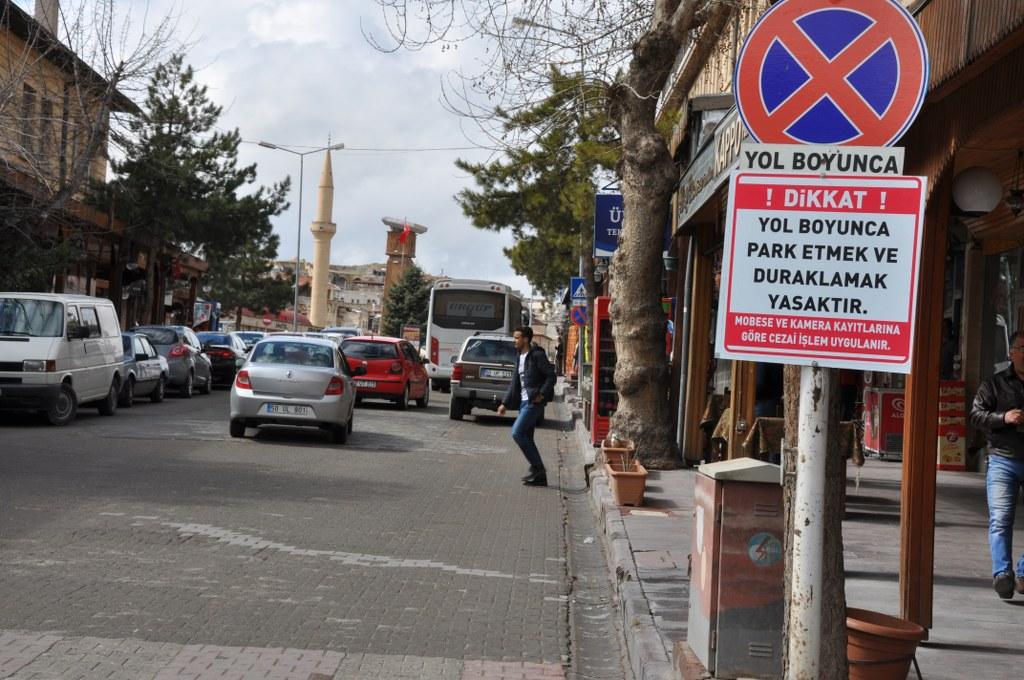 Park Yasağına Uymayan Sürücülerin Adreslerine Ceza Yollanıyor