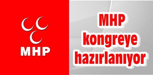 MHP Ürgüpte Kongreye