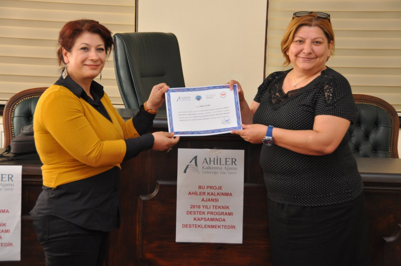 Belediye Personeline Kalite Yönetim Sertifikası