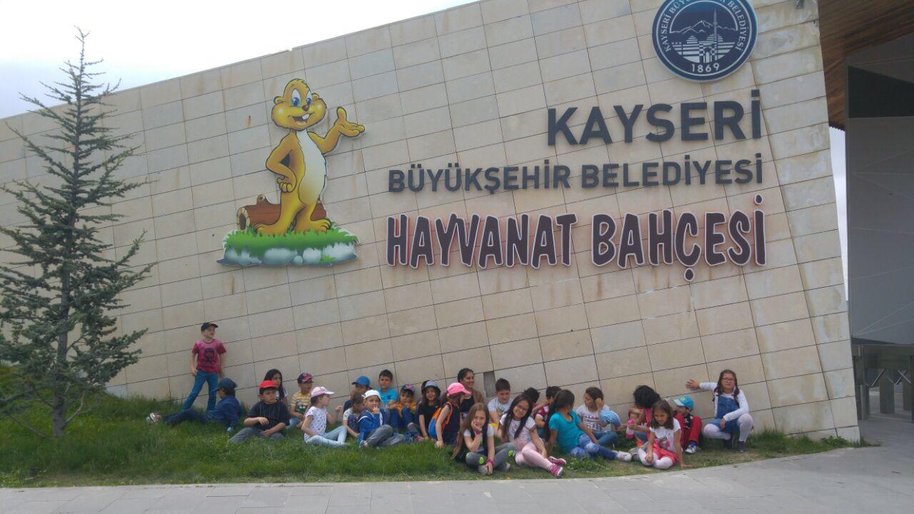 Ayhan Ertürk İlkokulu Değerler Eğitimi projesine devam