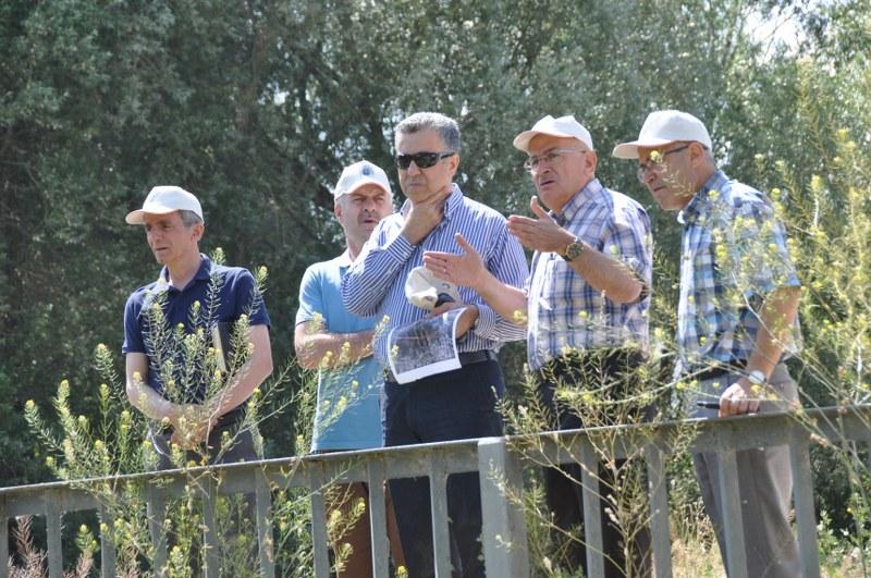 Damsa Çayı Taşkın Korunma Kanal Yapımı İhaleye
