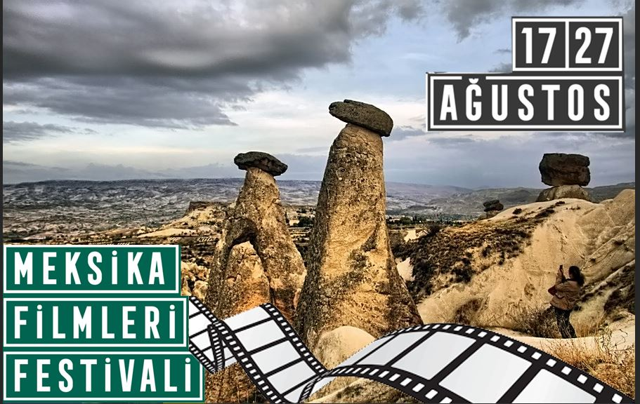 Ürgüpte Çağdaş Meksika Filmleri