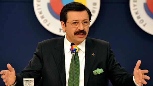 TOBB Başkanı Hisarcıklıoğlu Ürgüpe