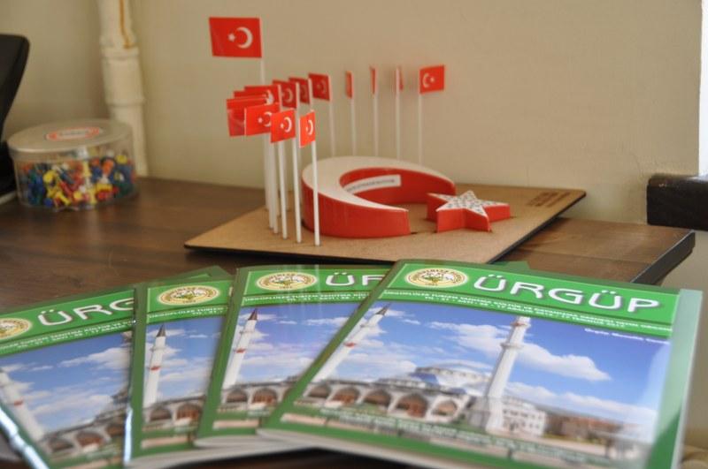Ürgüplüler Derneği Ürgüp Dergisi 58. sayı