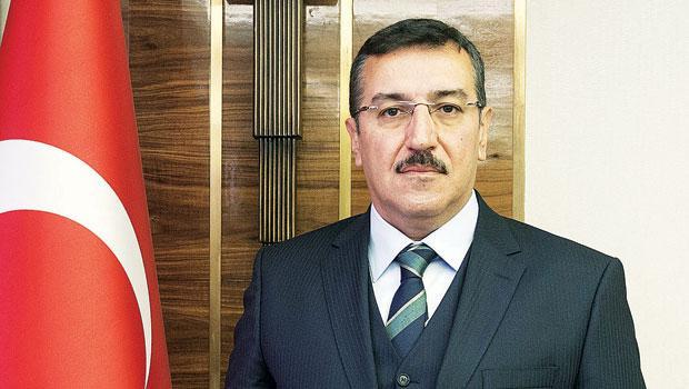 Gümrük ve Ticaret Bakanı Tüfenkçi Ürgüpe