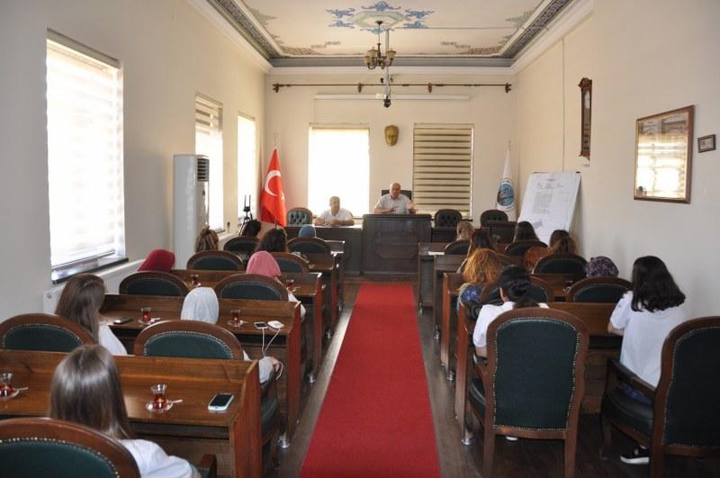 Yunus Emre Enstitüsü Öğrencilerinden