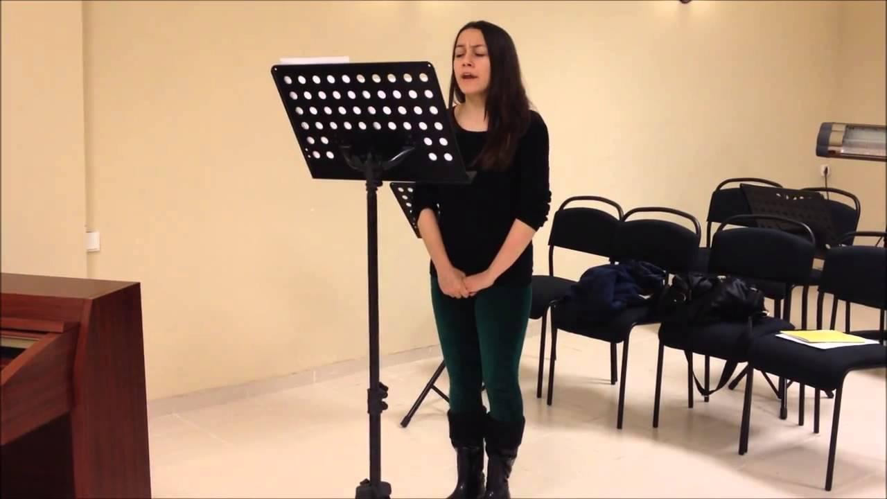 Gençlik Merkezinde Şan Kursu ve Ses Eğitimi