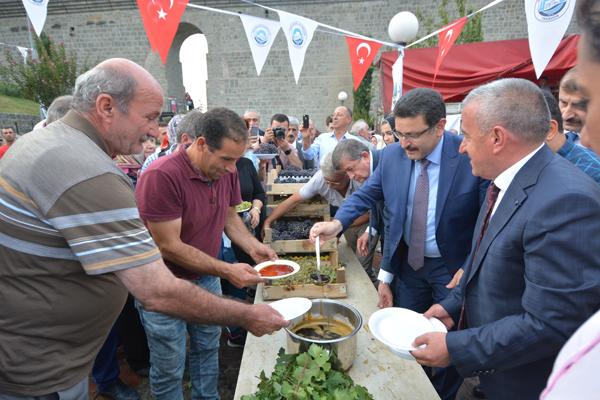 Trabzon Ortahisar ile Ürgüp Ortahisar Kardeşliği