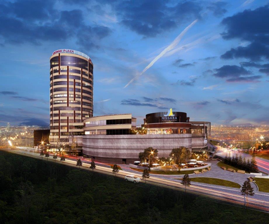 Nevşehir Nissara AVM bugün açılıyor