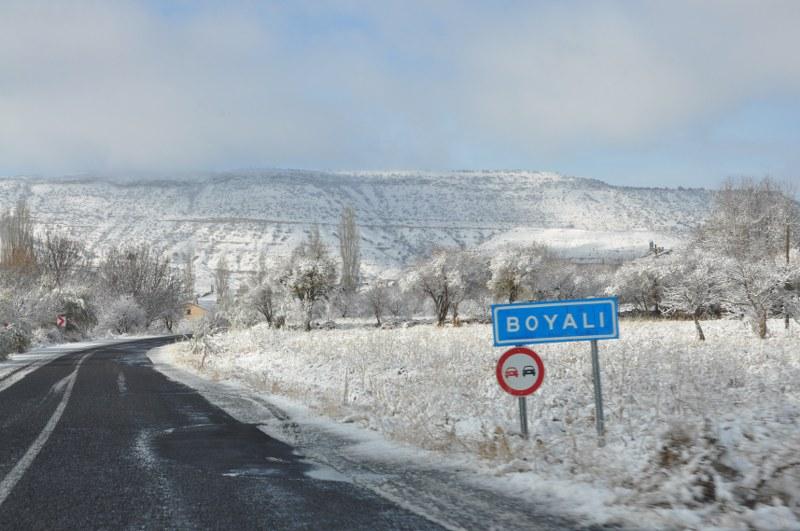 Köyler Kar Altında, Ürgüp Günlük