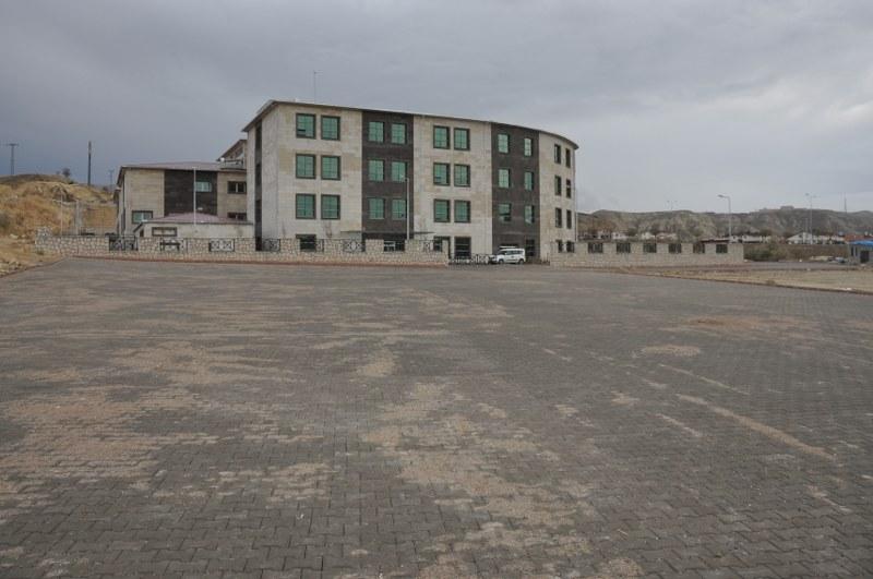 50 Yataklı Ürgüp Devlet Hastanesinde son