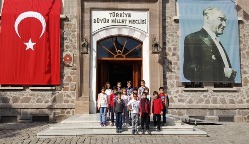 Ayhan Ertürk Öğrencilerinden Ankara Ziyaretleri