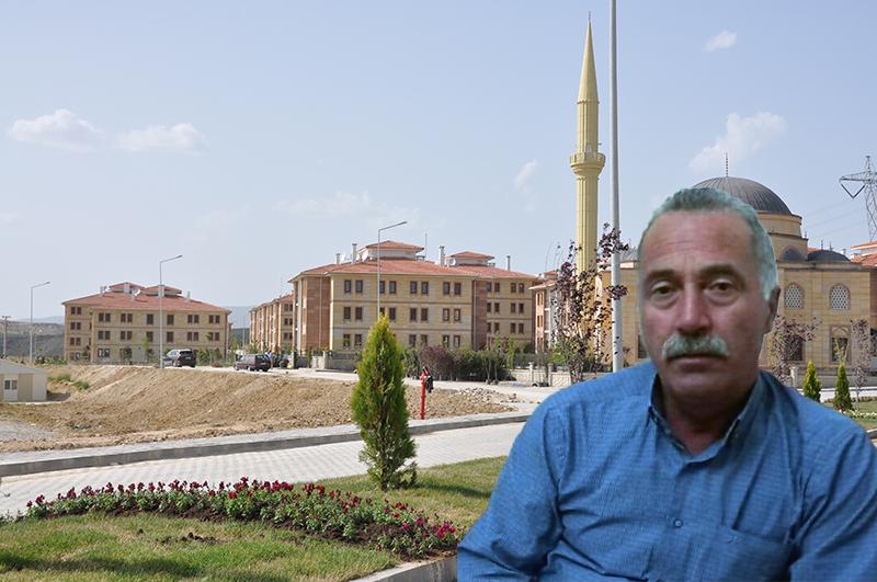 TOKİ Muhtar Adayı Mehmet