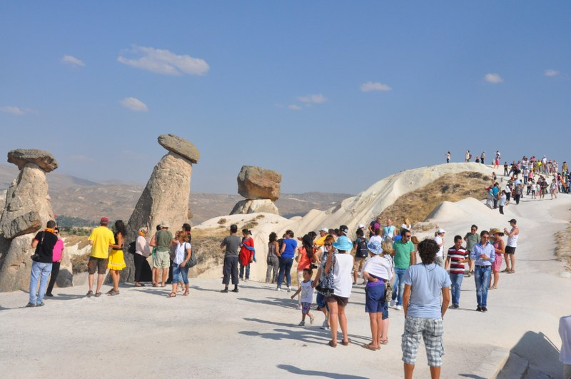 Financial Times: Turistler Türkiyeye geri