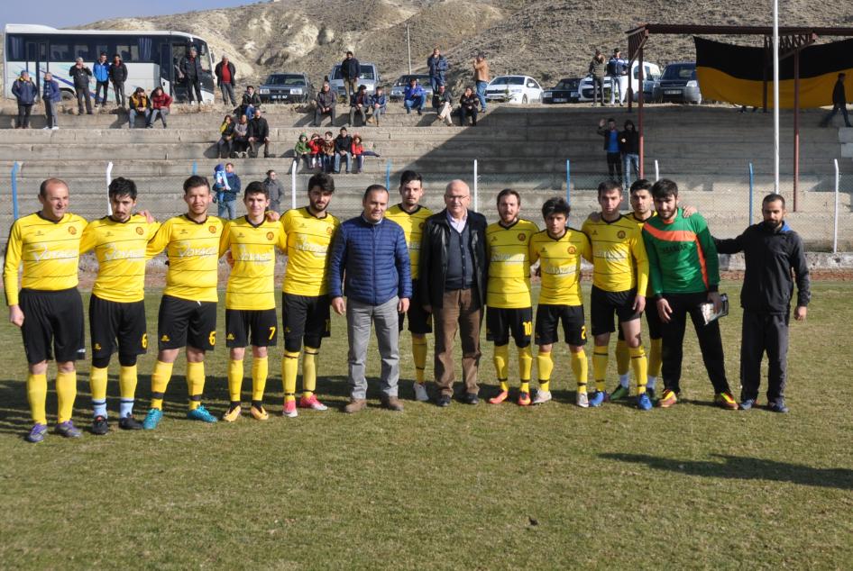 Ürgüpspor Çatspor'u 5-4 Mağlup Etti