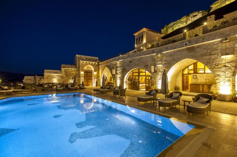 Dünyadaki 25 Otel listesinde Türkiyeden de bir