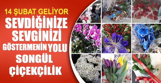 Sevginin Yolu Songül Çiçekçilikten