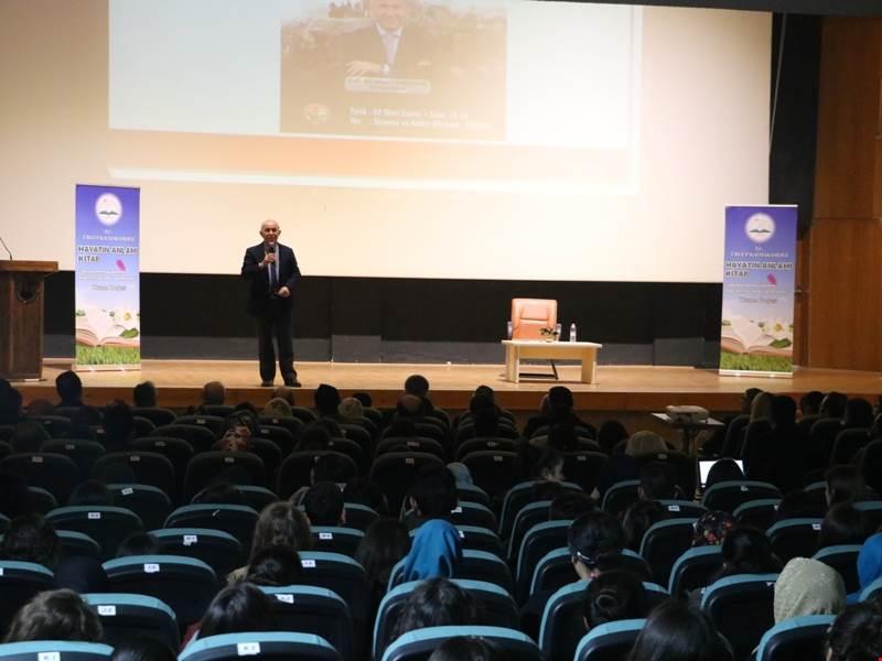 Son Ders Çanakkale Konferansı Yapıldı
