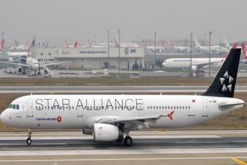 THY Ürgüp Uçağını Star Alliance ile