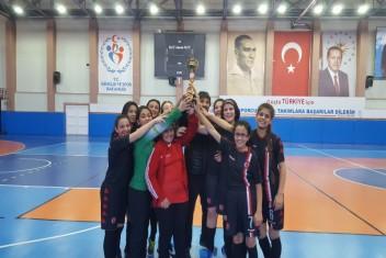 4 Yıldır Futsalda İl Birincisi Takım