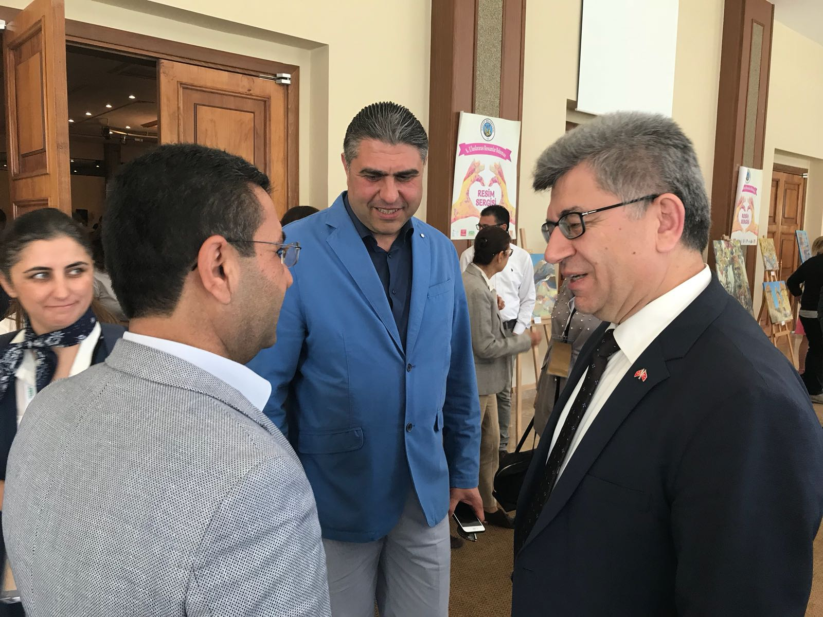 MHP Genel Başkan Yardımcısı Ürgüp'te