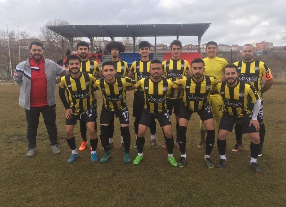 Ürgüp Spor, Spor Toto Bölgesel Amatör Ligde (FOTO GALERİ)