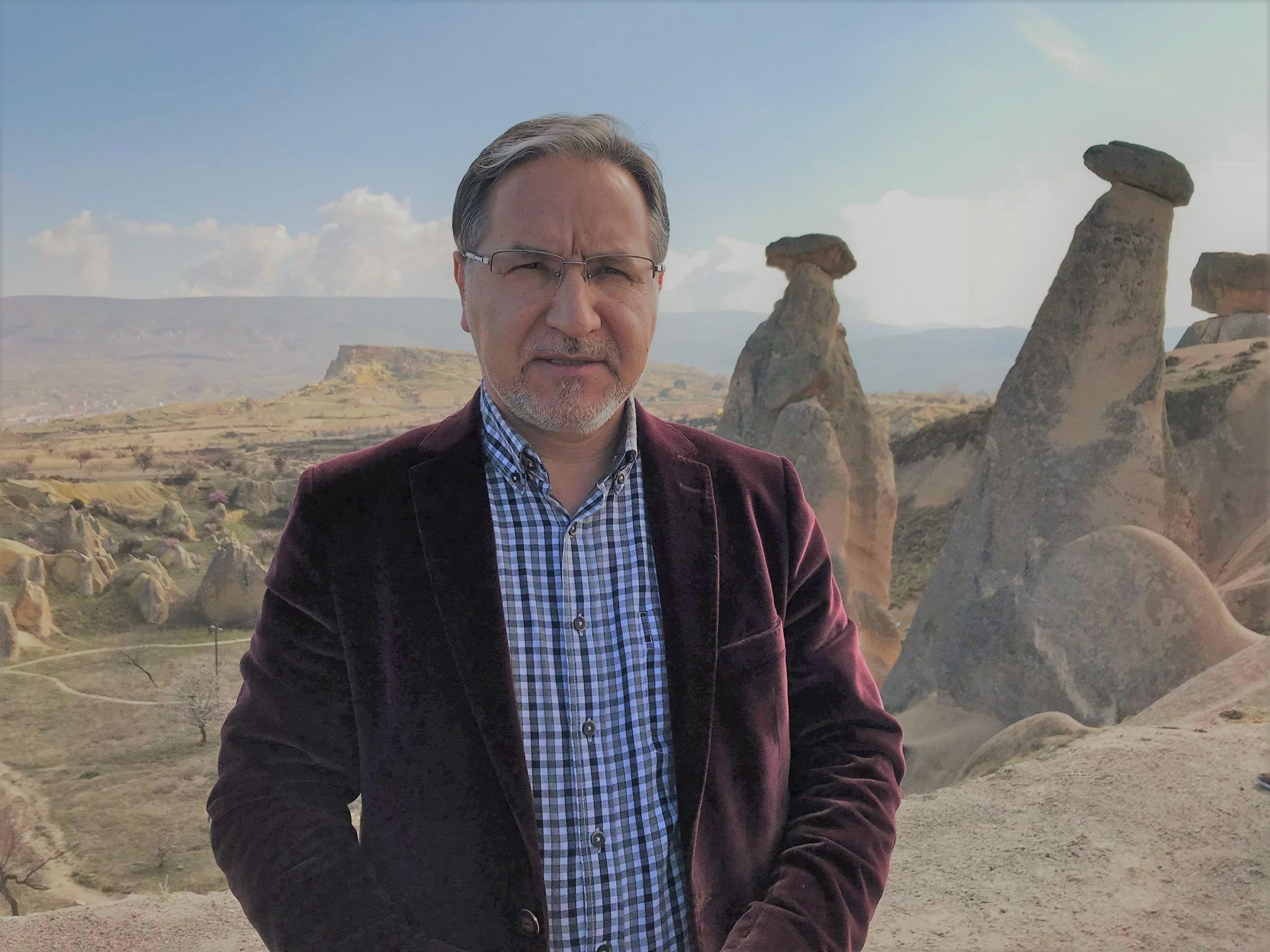 Prof. Dr. Mustafa Karataş Ürgüp'te