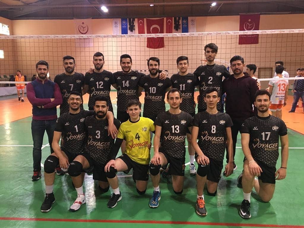Ürgüp Spor Voleybol Konya Pema'yı Ağırlayacak