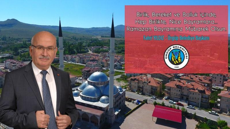 Başkan Yıldız'ın Ramazan Bayramı Mesajı