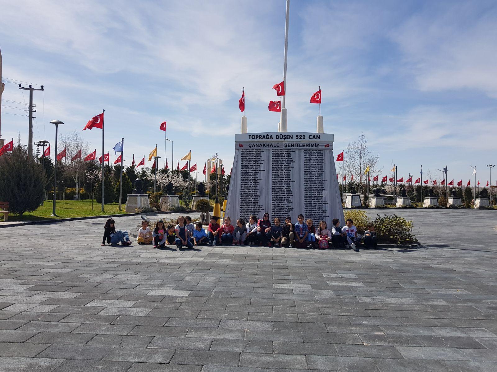 Türkan Diker İlkokulu Öğrencileri JAKEM'İ Ziyaret etti