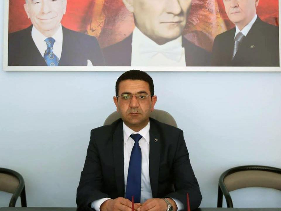 MHP Ürgüp İlçe Başkanı İstifa Etti