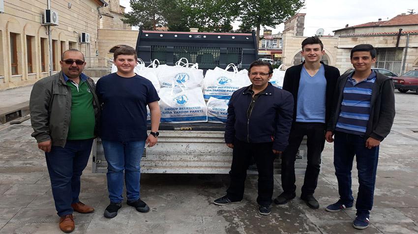 Ramazan Ayı Yardım Paketleri İhtiyaç Sahiplerine Ulaşıyor