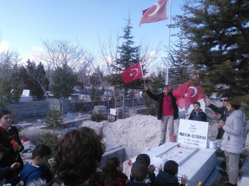 Mehmet Diker Öğrencilerinden Anlamlı Ziyaret