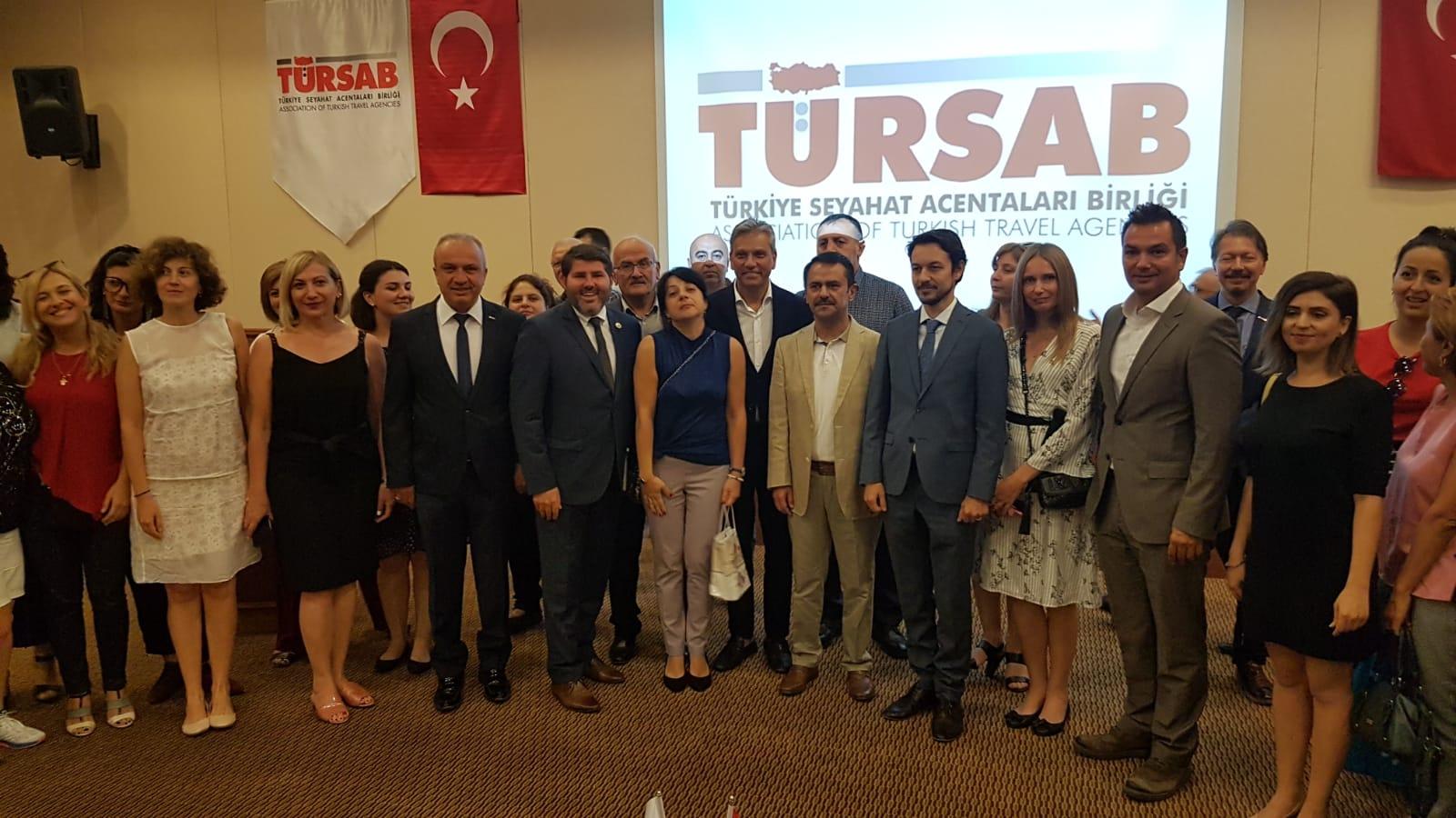 Gürcü Seyahat Acentaları ile Ürgüp'te Toplantı