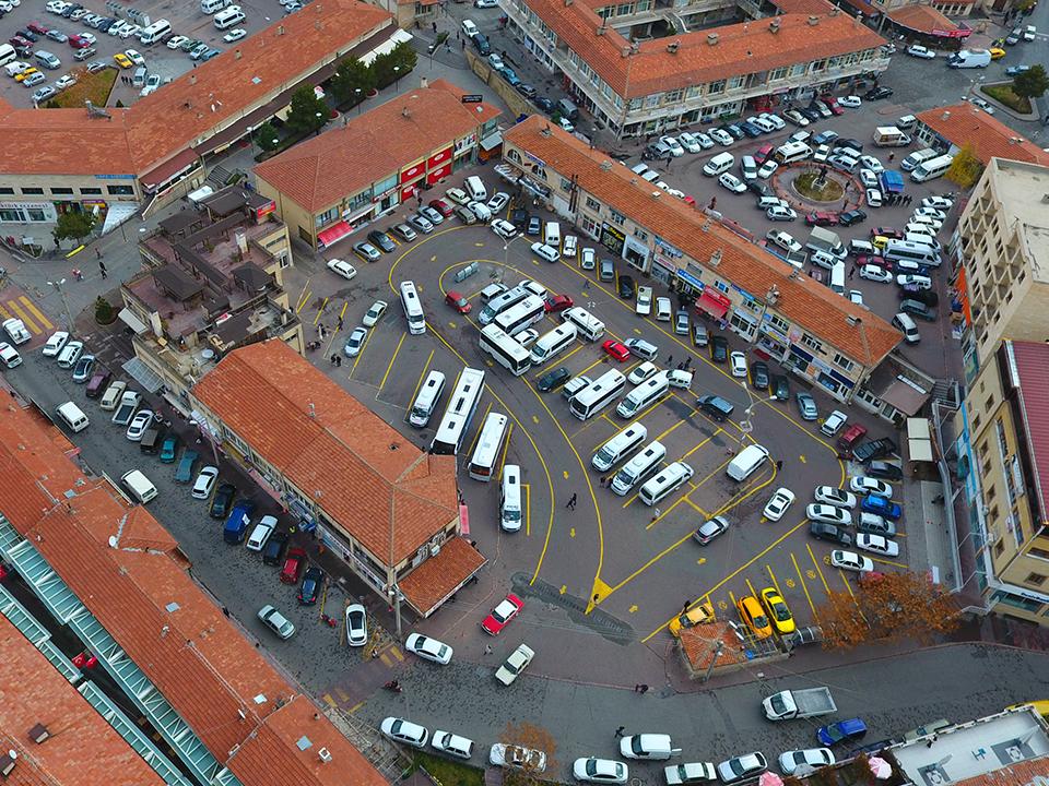 Ürgüp'te Şehirlerarası Yolcular Mağdur Olmayacak