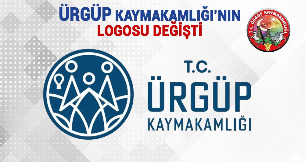 Ürgüp Kaymakamlığı'nın Logosu Değişti