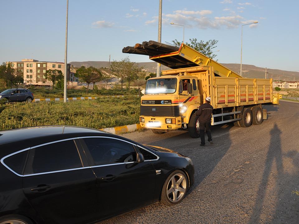 Tersten Giden Sürücüler Trafiği Tehlikeye Sokuyor