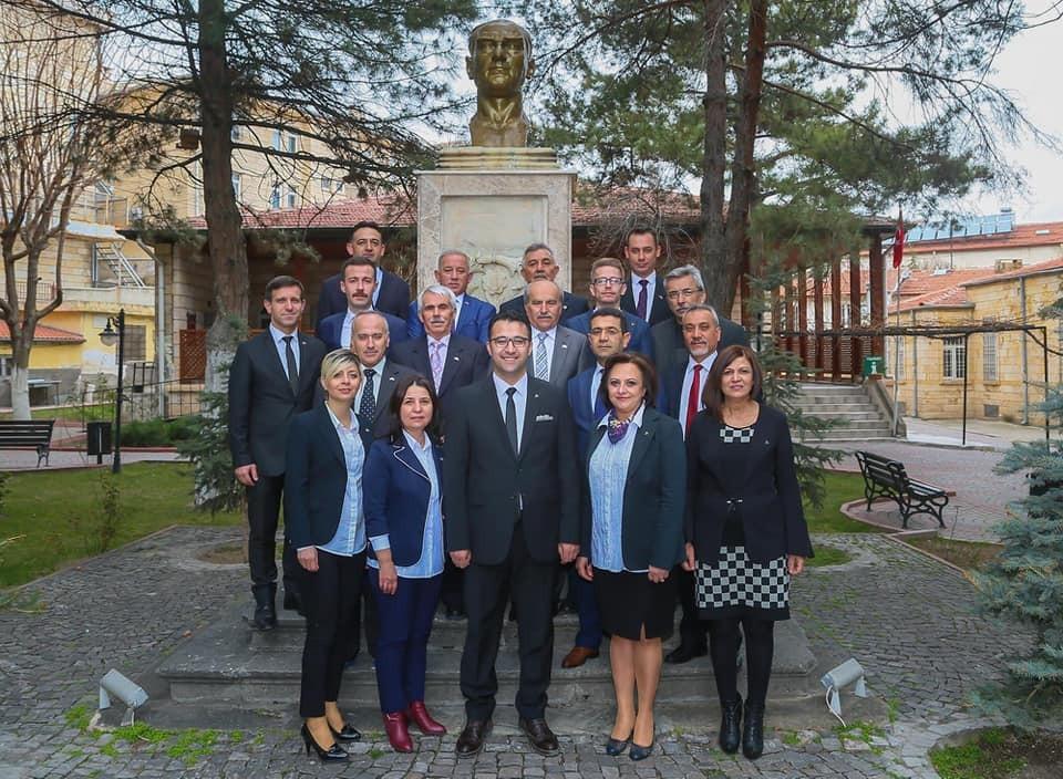 İşte MHP'nin Belediye Meclis Üye Adayları Listesi