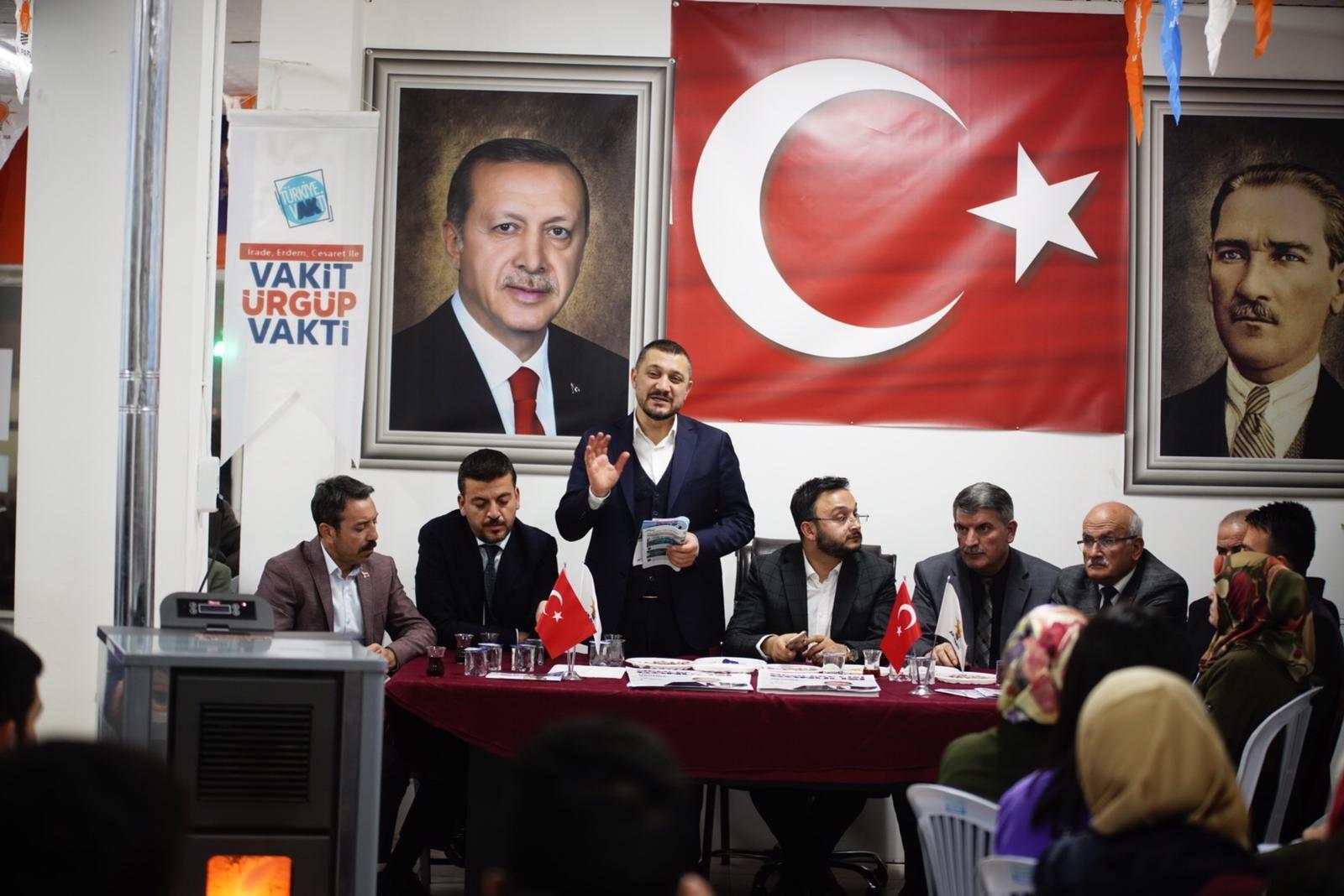 Açıkgöz: 'Bu CHP, Atatürk CHP'si değil'