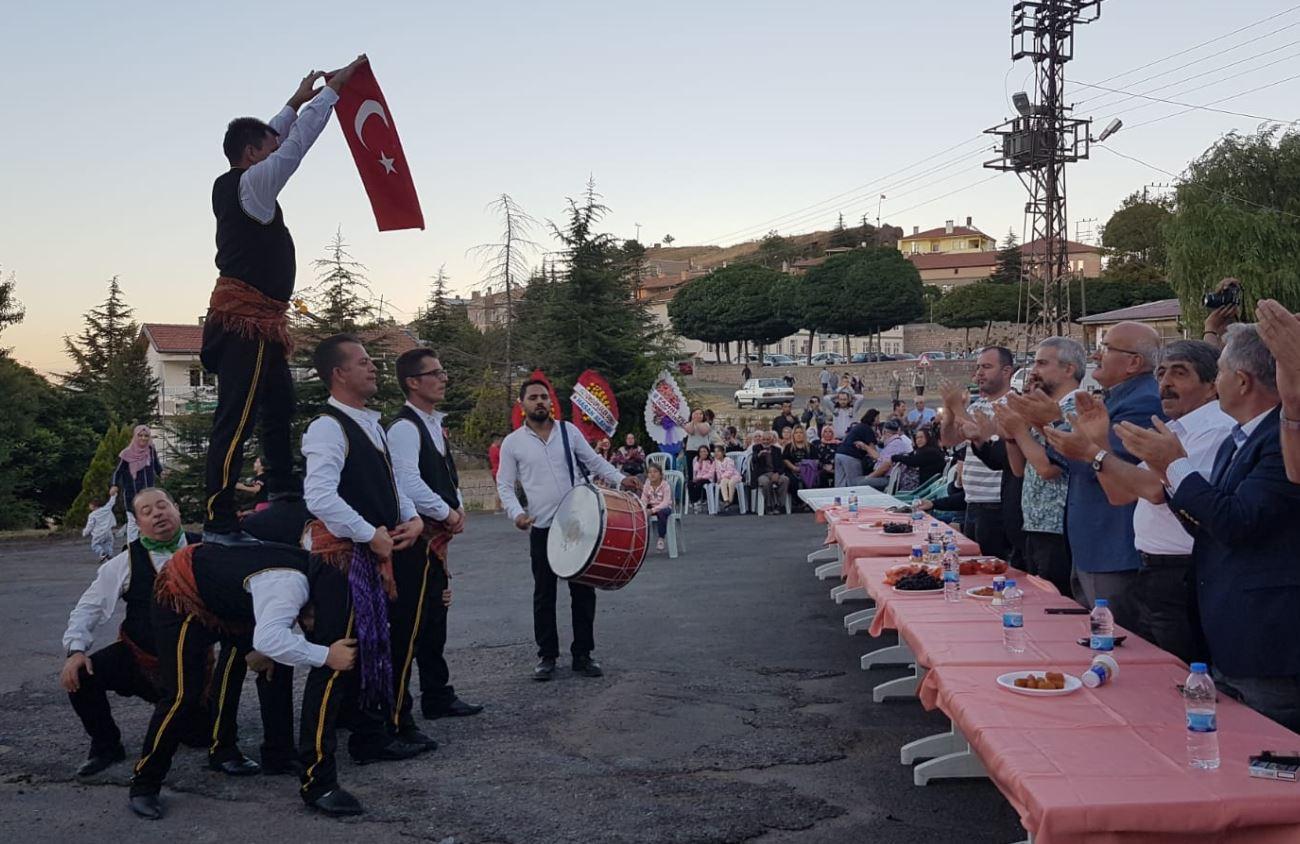Aksalur'da Birlik ve Beraberlik Günü Düzenlendi