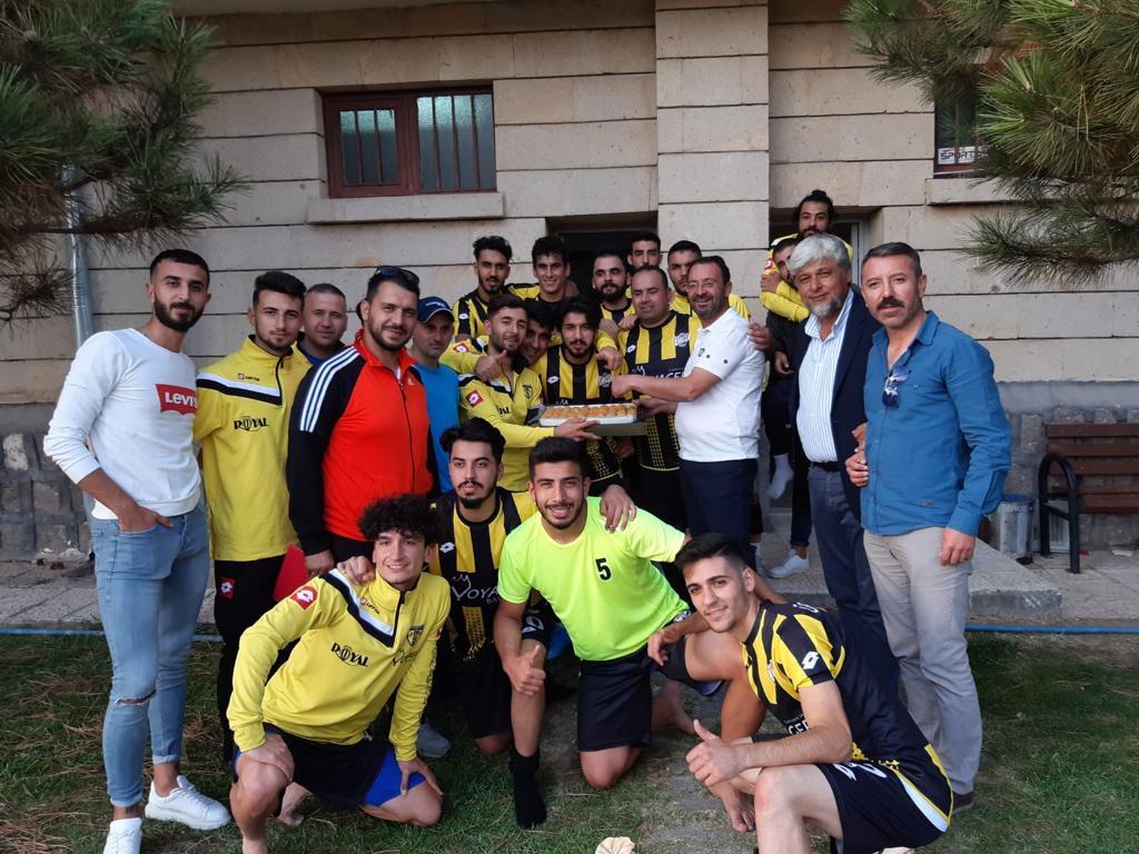 Ürgüp Spor 3 Kapadokya Avanosspor 1