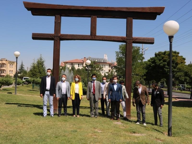 Japonya Büyükelçisi Akio Miyajima Ürgüp'te