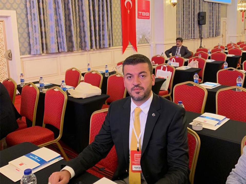 Başkan Aktürk Belediyeler Birliği Toplantısına Katıldı