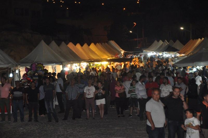 Ürgüp'te Gaziantep Tanıtım Günleri İlgi Görüyor