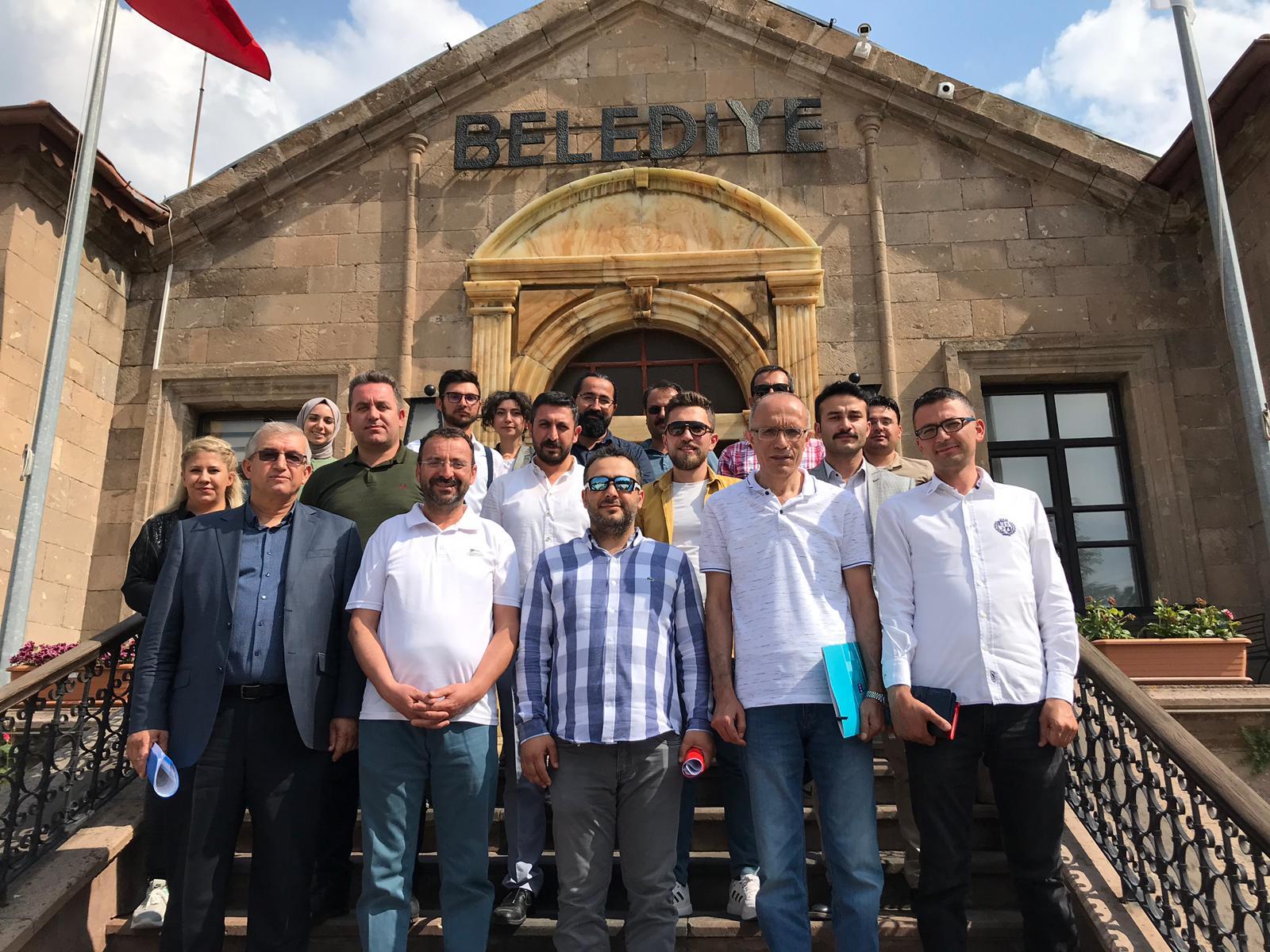 Kapadokya Balon Festivali Teknik Toplantısı Yapıldı