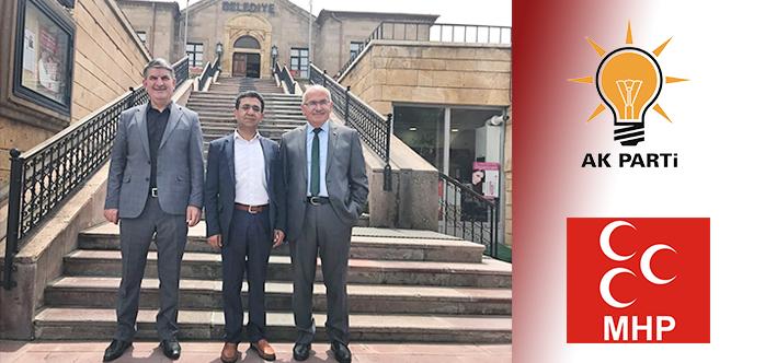 Ürgüp'te Cumhur İttifakı 24 Haziran Seçimlerine Hazır