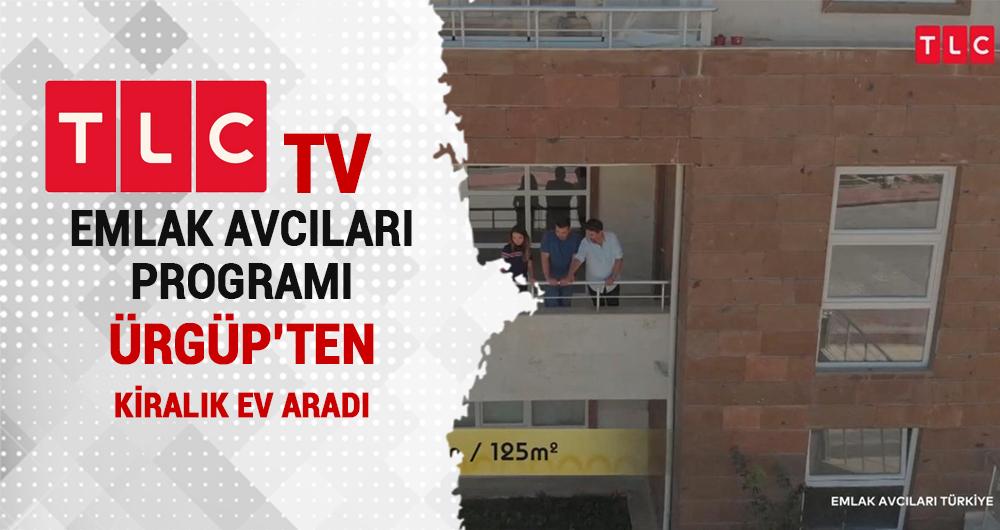TLC Tv'de yayınlanan Emlak Avcıları Ürgüp'ten kiralık ev aradı